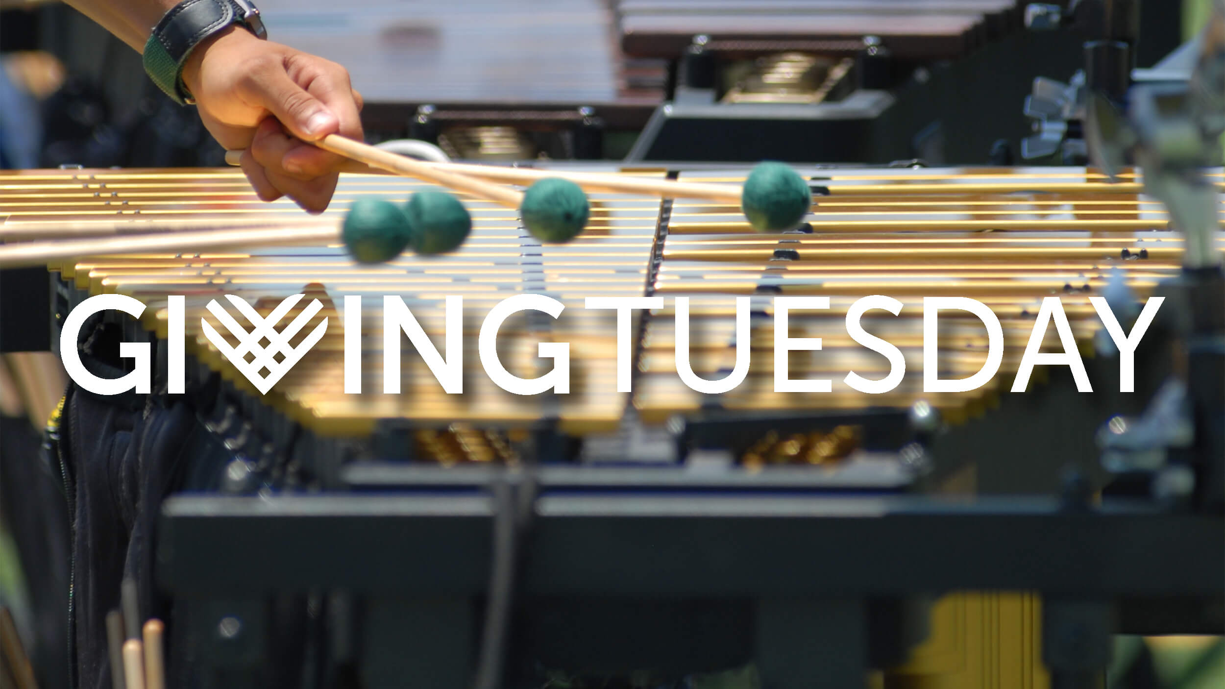Drum corps mark #GivingTuesday 2020