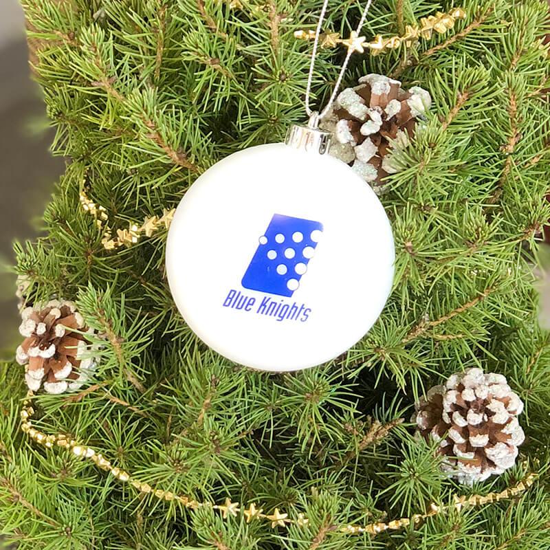 Blue Knights Ornament