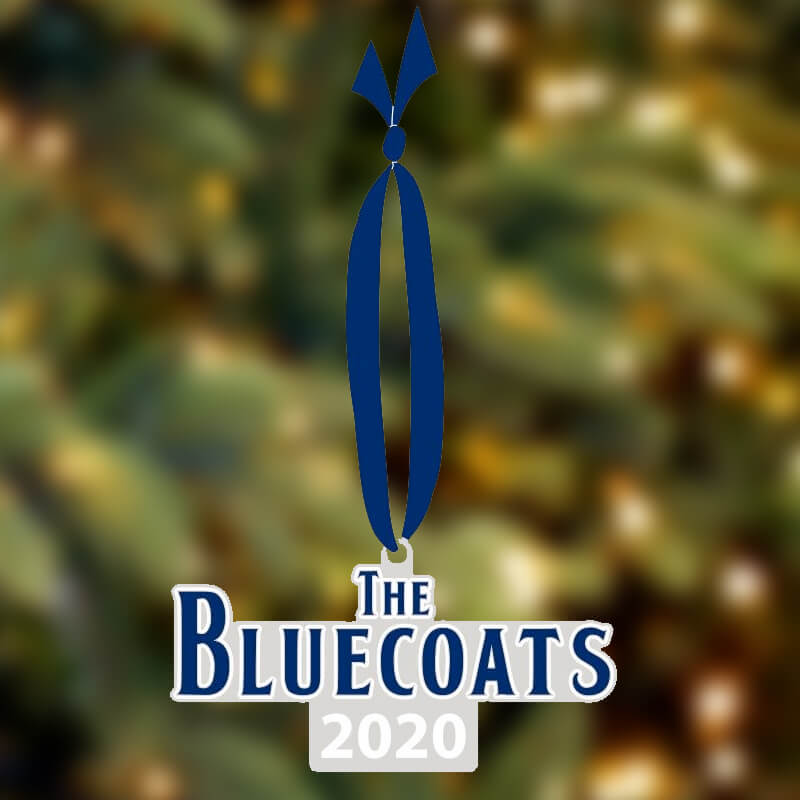 Bluecoats Ornament