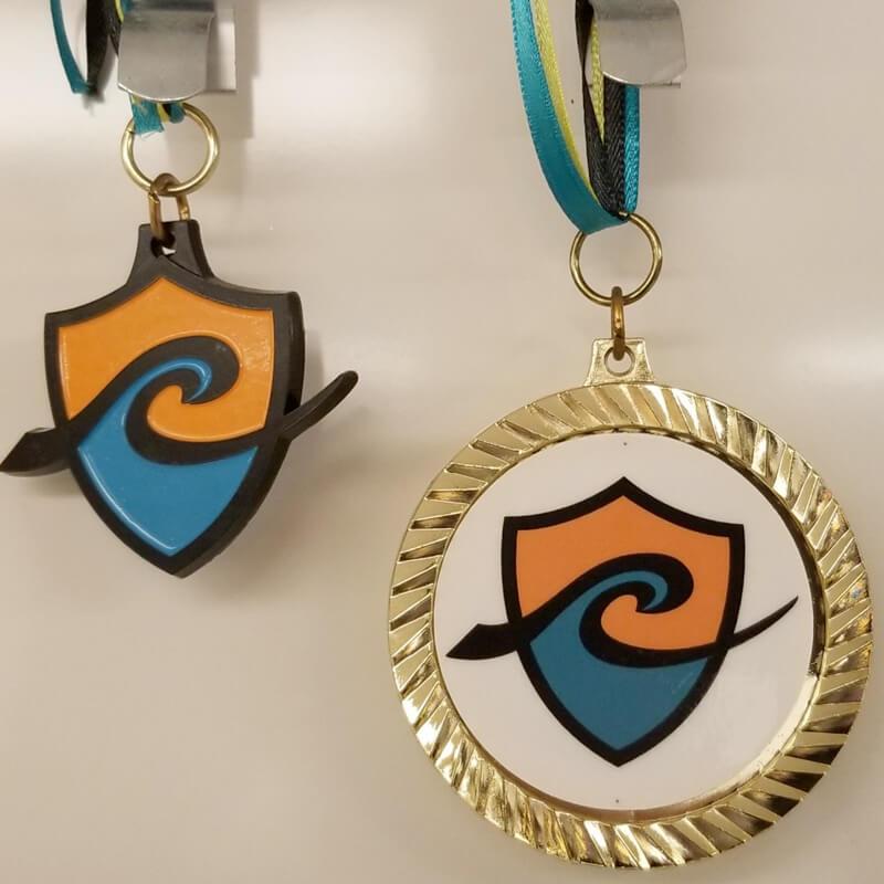 Pacific Crest Ornament