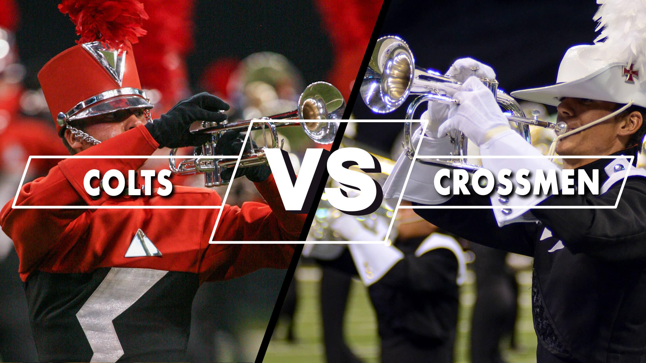 COLTS VS CROSSMEN 2011