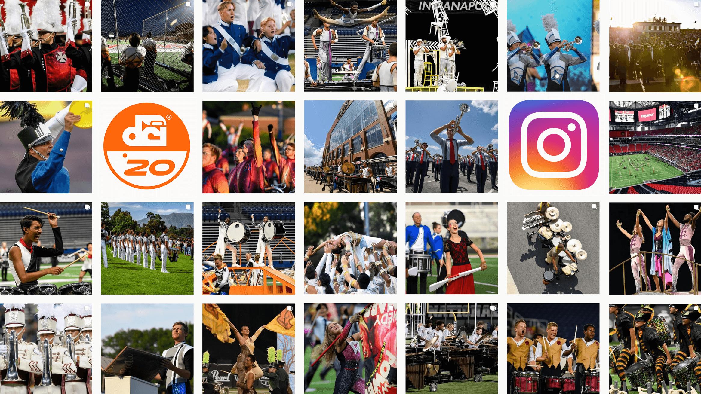 Top 10 Instagram posts of 2020